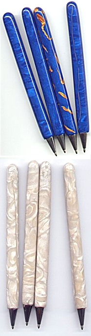 polymer clay mica shift pens